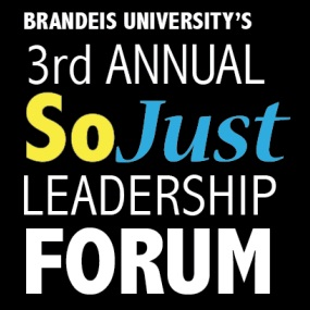 SoJust Leadership Forum
