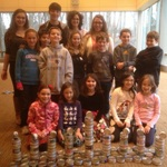 Chanukkah Canstruction Comes to TBE