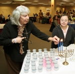 Chanukkah Celebration Brings People Together