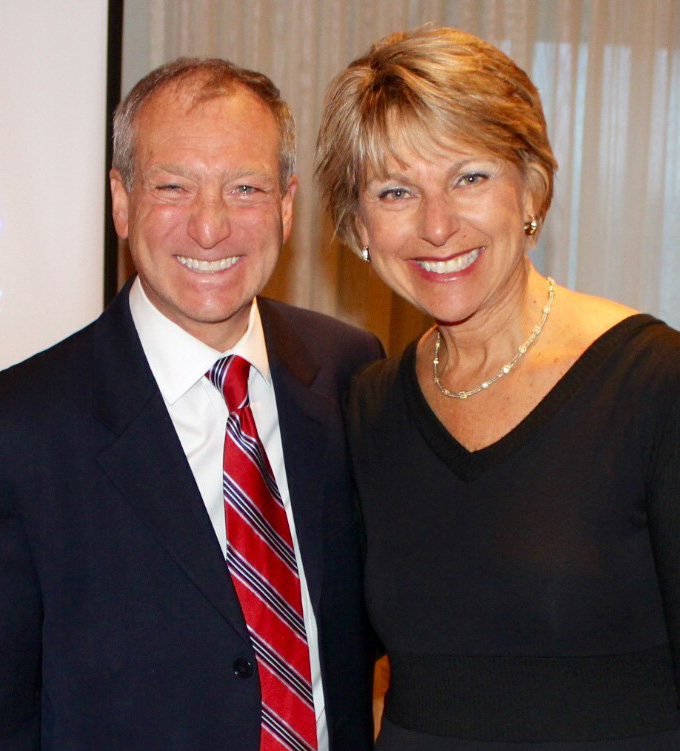 Robert and Shari Cashman