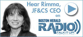 Hear Rimma on Boston Herald Radio