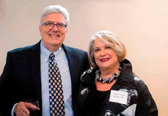 Donor Profile: Cindy & Rubin Gruber The Importance of Giving Back