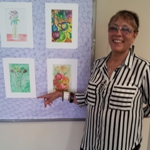 Aging Well at Home Art Reception a Great Success