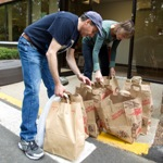 Streamlining Deliveries to Hungry Families