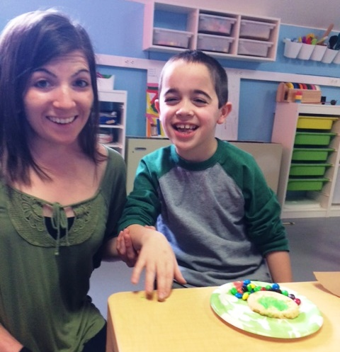 Creating Community in a Safe Space for Kids with Autism