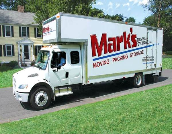 Partnering with Mark's Moving & Storage