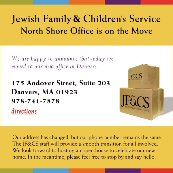 North Shore Office is on the Move