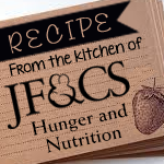 Hunger and Nutrition Recipe