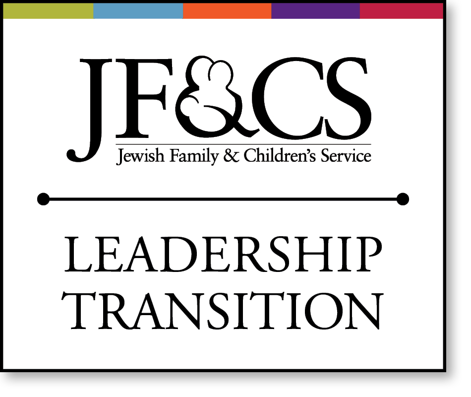 Leadership Transition at JF&CS