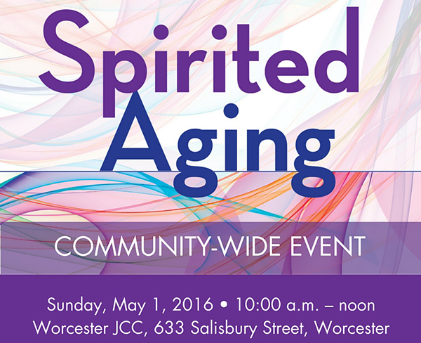 Spirited Aging event info