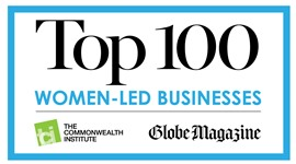JF&CS is a Top 100 Women-Led Businesses
