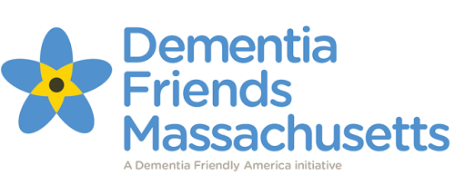 Dementia Friends MA logo