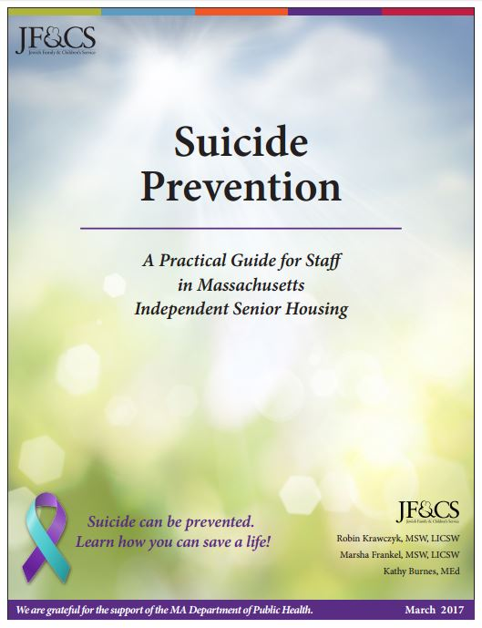 Suicide Prevention Guide Cover